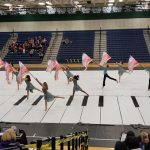 Park View High School Color Guard