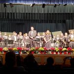 Park View High School Band in concert